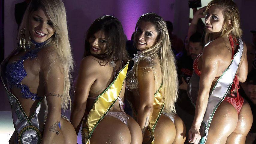 Pompöses Popöchen: Sie hat den heißesten Hintern Brasiliens!