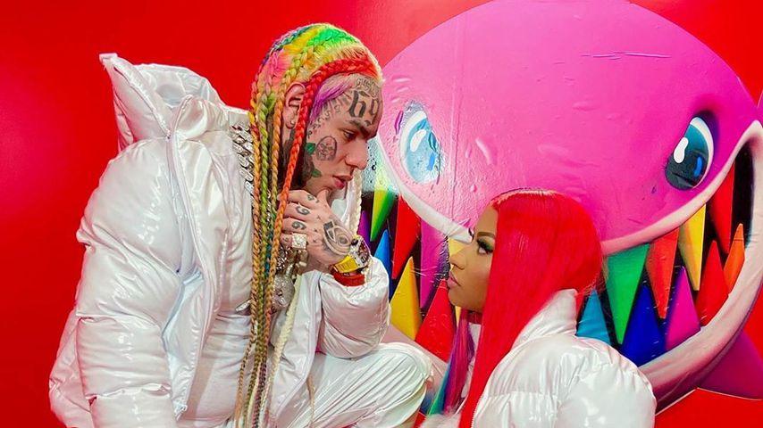 Tekashi69 und Nicki Minaj