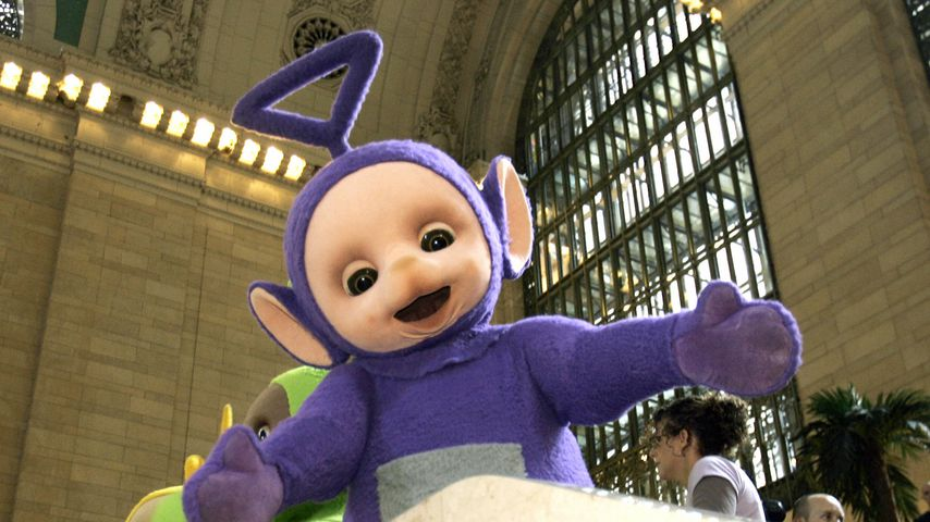 Teletubbie Tinky Winky 2007 in New York