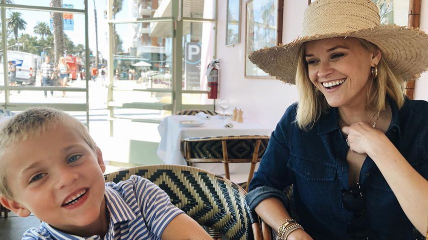 Tennessee James Toth und Reese Witherspoon