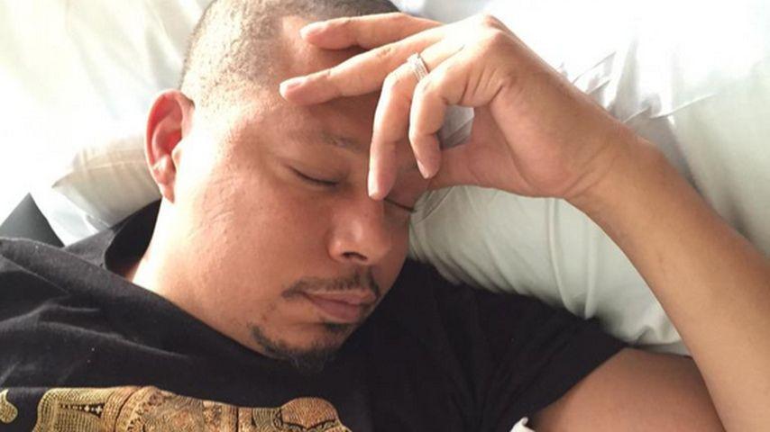 1. Baby-Bild: Terrence Howard zeigt seinen kleinen Qirin!