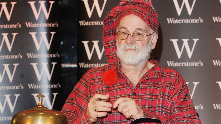 Trauer um Kultautor! Terry Pratchett (✝66) ist tot