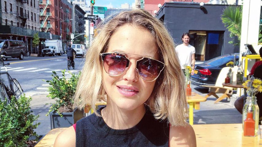 Tess Ward, Model und Food-Bloggerin