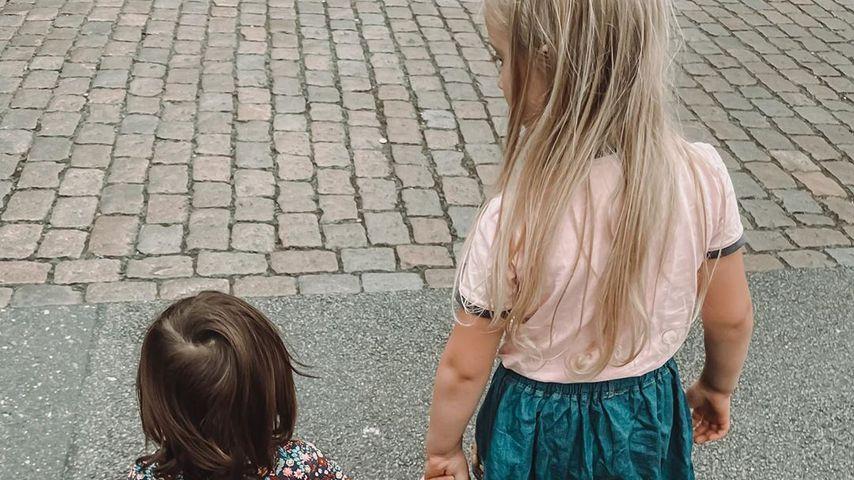 Tessa Bergmeiers Töchter Lucy Jolie und Camila Marie