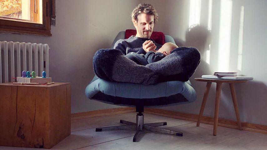 TV-Pause: So verbringt Thaddäus Meilinger die Elternzeit!