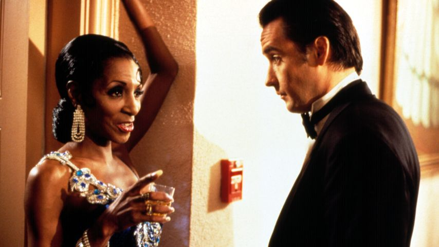"The Lady Chablis und John Cusack spielen Seite an Seite in ""Midnight In The Garden Of Good And Evil"""