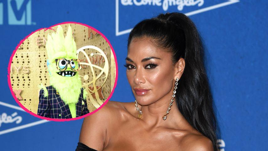 """""""Masked Singer""""-Aus: NBA-Star scharf auf Nicole Scherzinger"""