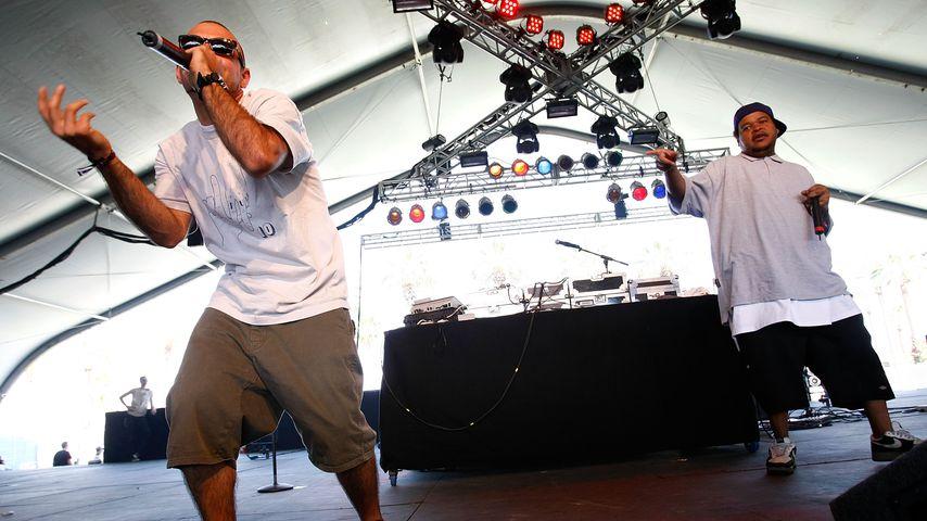 Die Rapper The Ones und Double K