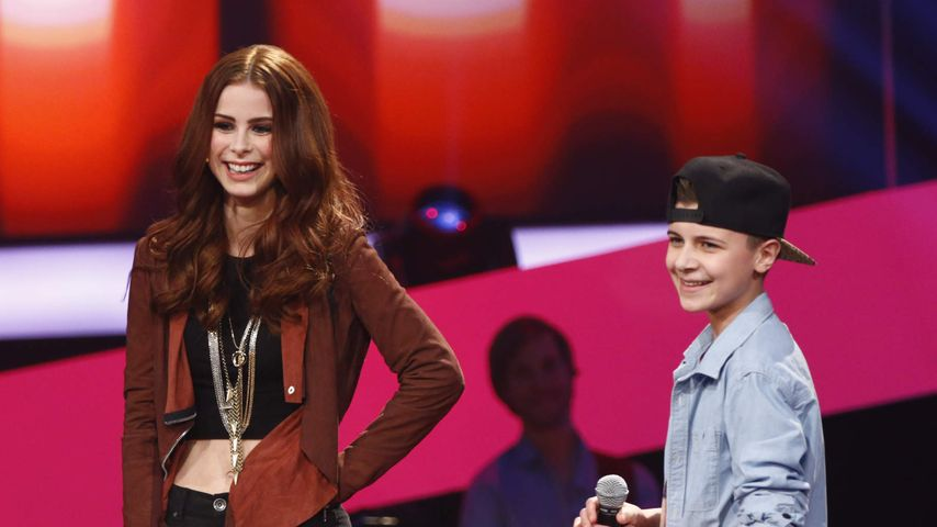 The Voice Kids: 14-Jähriger baggert Lena an!