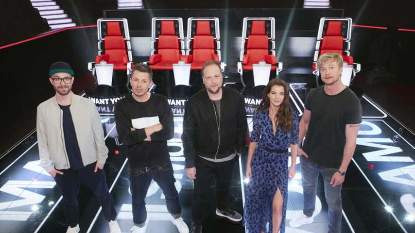 """The Voice of Germany""-Coaches 2017"