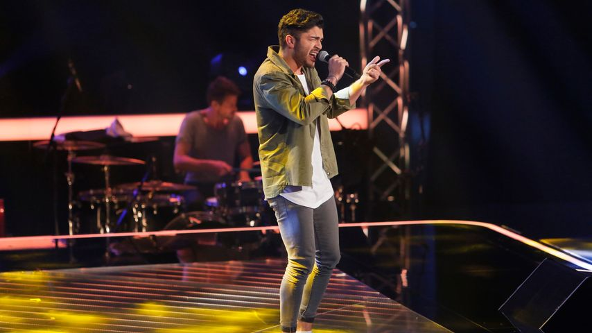 """""""The Voice of Germany""""-Kandidat Danyal"""