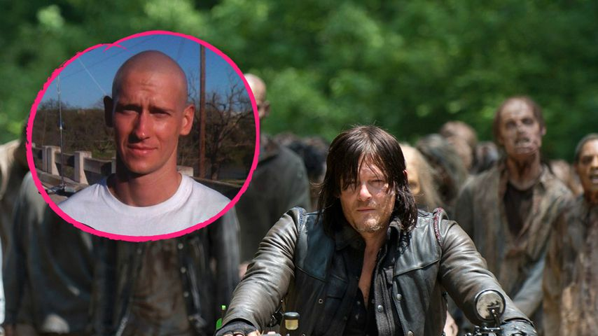 """The Walking Dead"": 100. Episode gedenkt totem Stuntman"