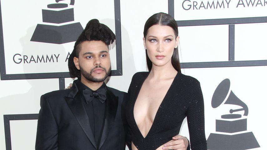 Also doch zurück zur Ex? The Weeknd & Bella in regem Kontakt