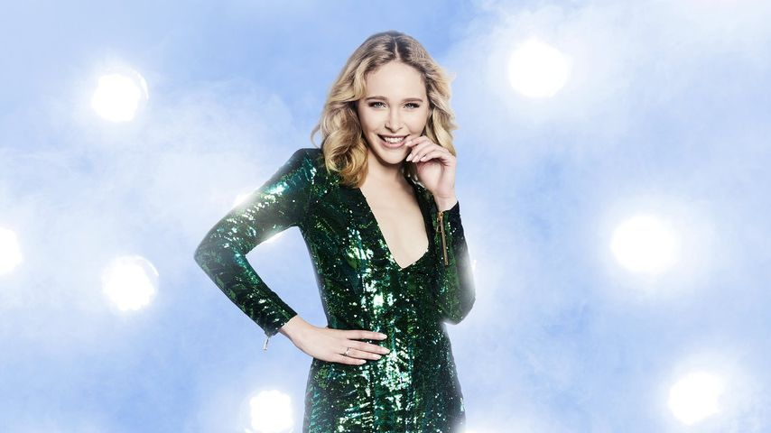 "Theresia Fischer bei ""Dancing on Ice"""