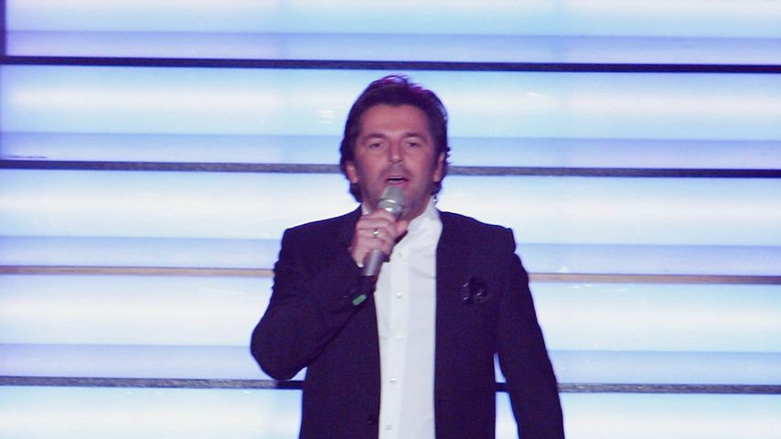 Thomas Anders beim Eurovision Song Contest 2006