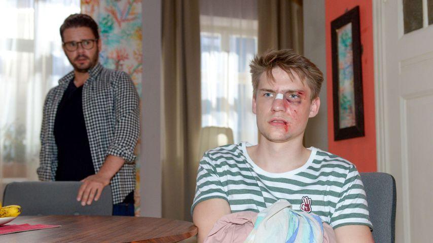 Thomas Drechsel und Lennart Borchert
