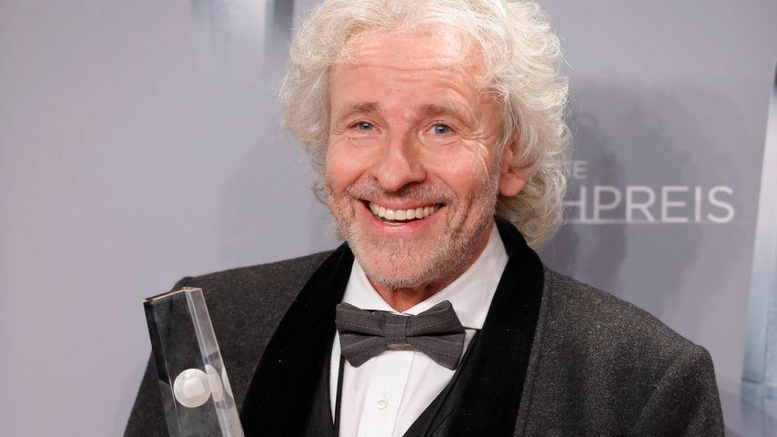 Thomas Gottschalk beim deutschen Fernsehpreis 2018