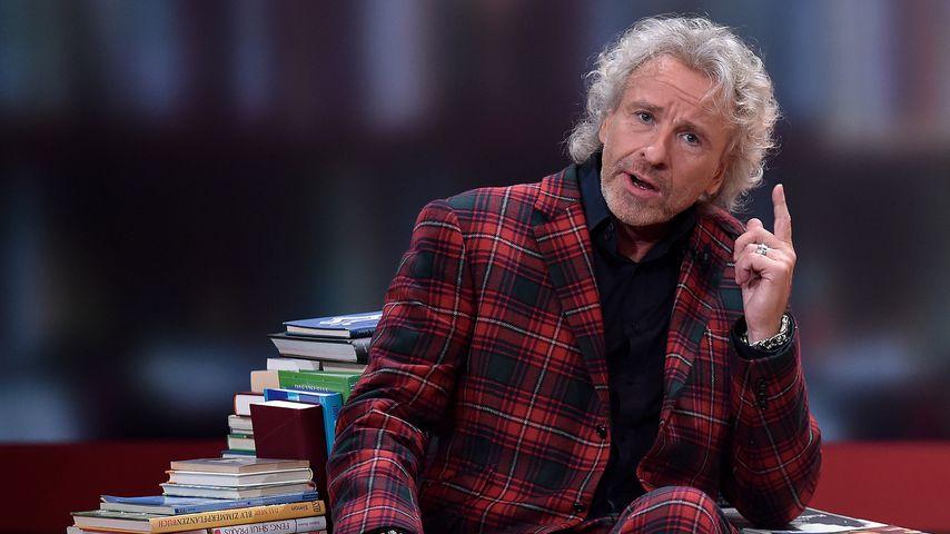 """Thomas Gottschalk bei """"2015! Menschen, Bilder, Emotionen - RTL Jahresrückblick"""""""