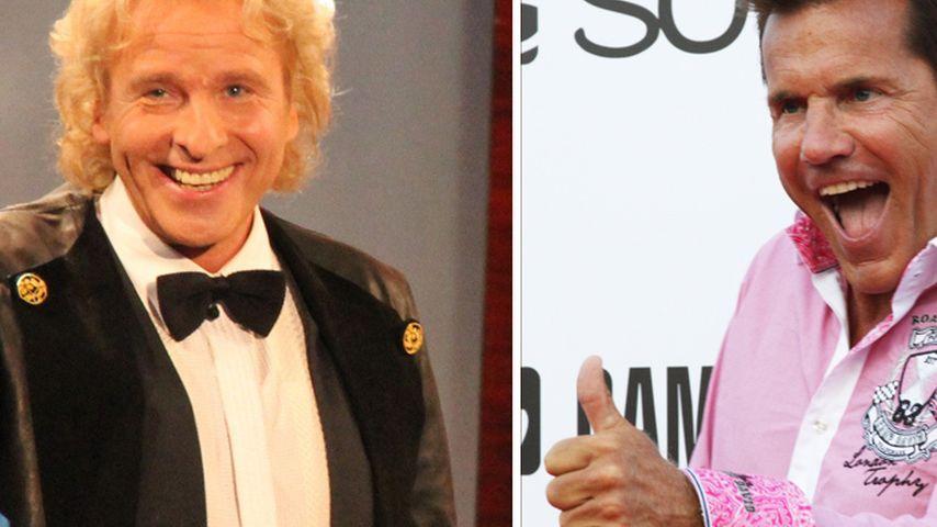 Supertalent 2012: Wer sitzt neben Gottschalk?