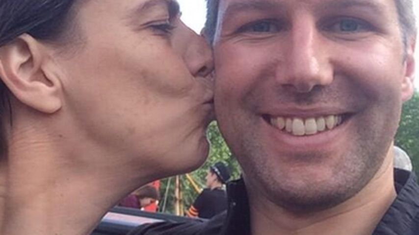 Happy: Thomas Hitzlsperger zelebriert den CSD