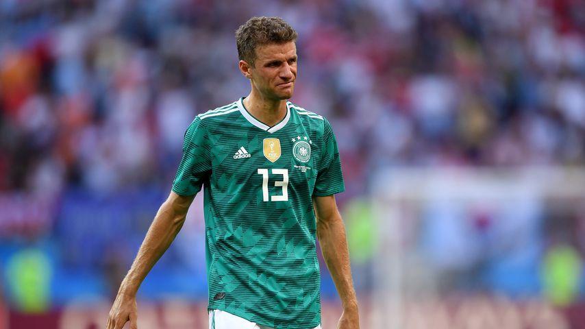 Bittere Tränen: So trauern die deutschen Kicker nach WM-Aus