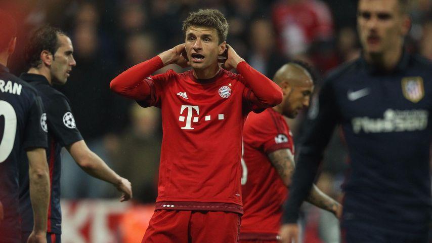Tragischer Bayern-Held: Thomas Müller postet traurige Worte