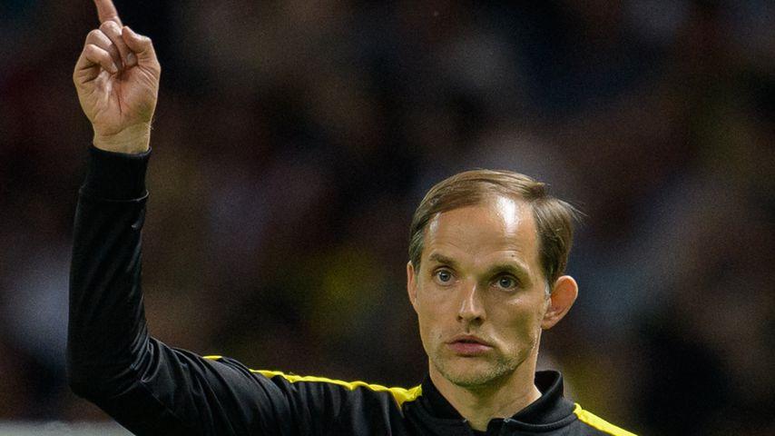 Thomas Tuchel beim DFB-Pokalfinale