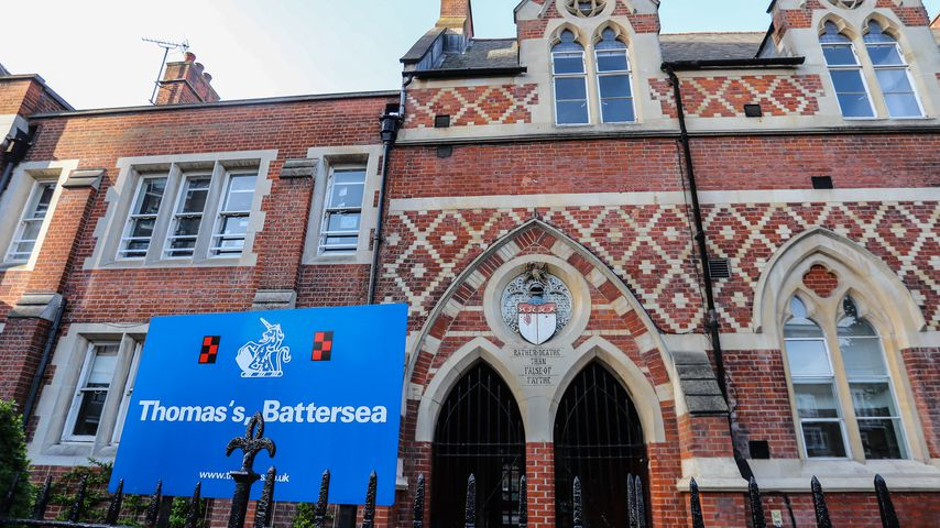 Thomas's Battersea, die Schule von Prinz George in London