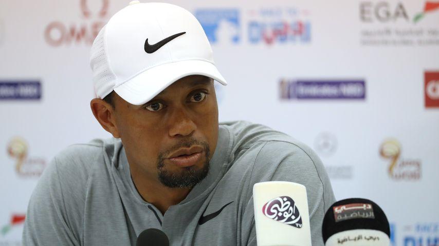 5 Medikamente im Urin: Tiger Woods berauscht am Steuer