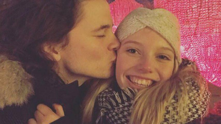 Tilman Pöerzgen und Lina Larissa Strahl