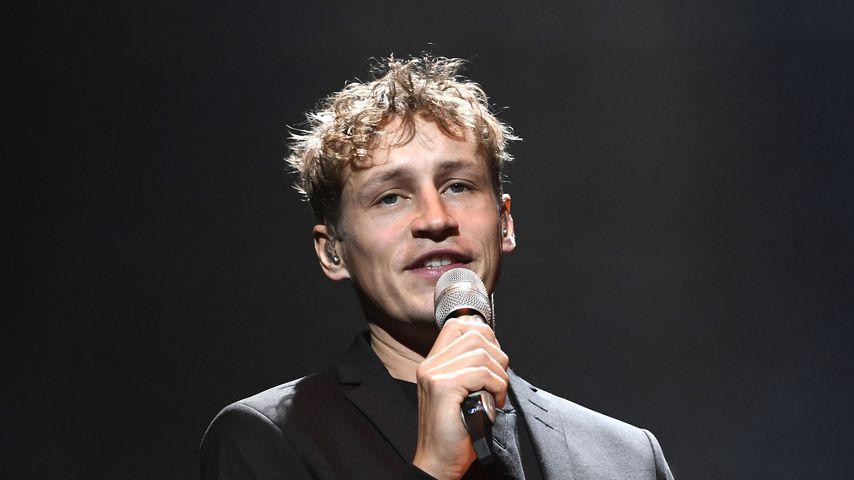 Tim Bendzko bei einem Auftritt im Dezember 2018