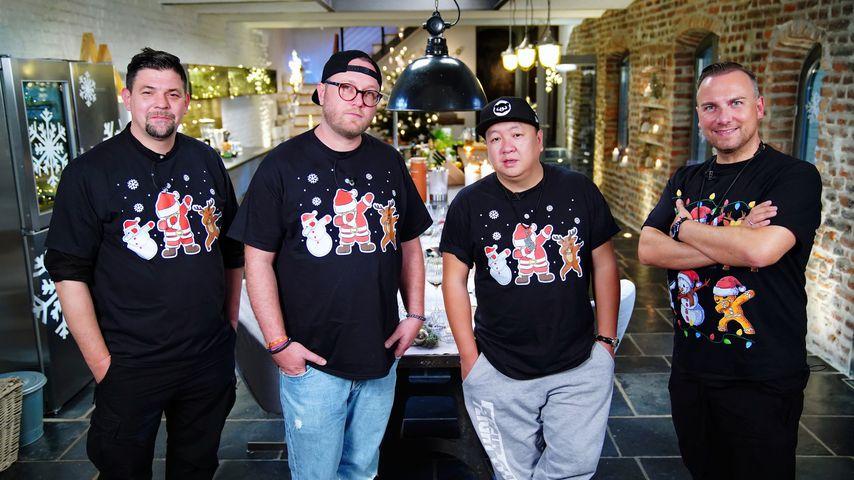 """""""Kitchen Impossible""""-X-mas-Special: Dieses Koch-Duo gewinnt!"""