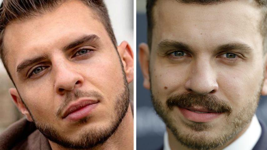 "Zwillinge? Bachelorette-Tim sieht aus wie ""Skylines""-Star!"
