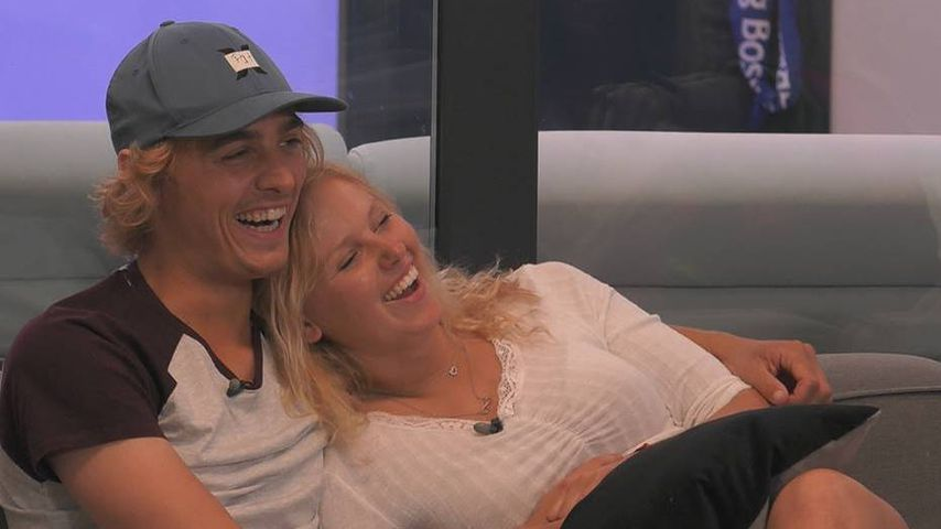 "Tim und Rebecca bei ""Big Brother"""