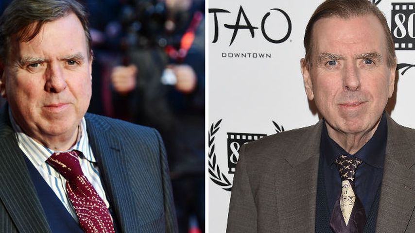 Wow! Harry Potter-Star Timothy Spall ist schlanker