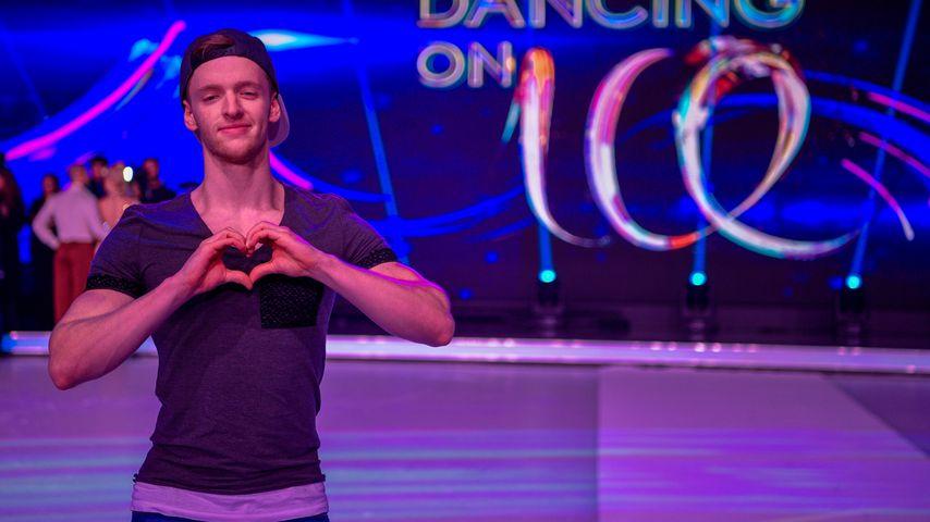 """""""Dancing on ice""""-Favorit: So erleichtert ist Timur Bartels!"""