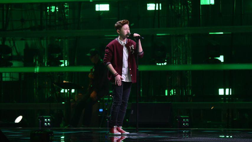 """""""The Voice Kids""""-Timur (13): Vierer-Buzzer nach Niederlage!"""