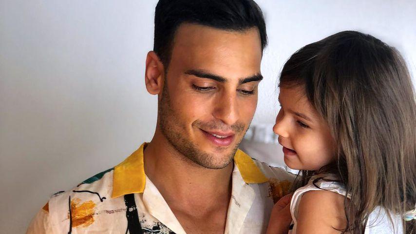 GZSZ-Star Timur Ülker mit seiner Tochter Illeya