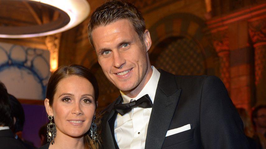 Sebastian Kehl: Nach 20 Jahren hat er seine Tina geheiratet!