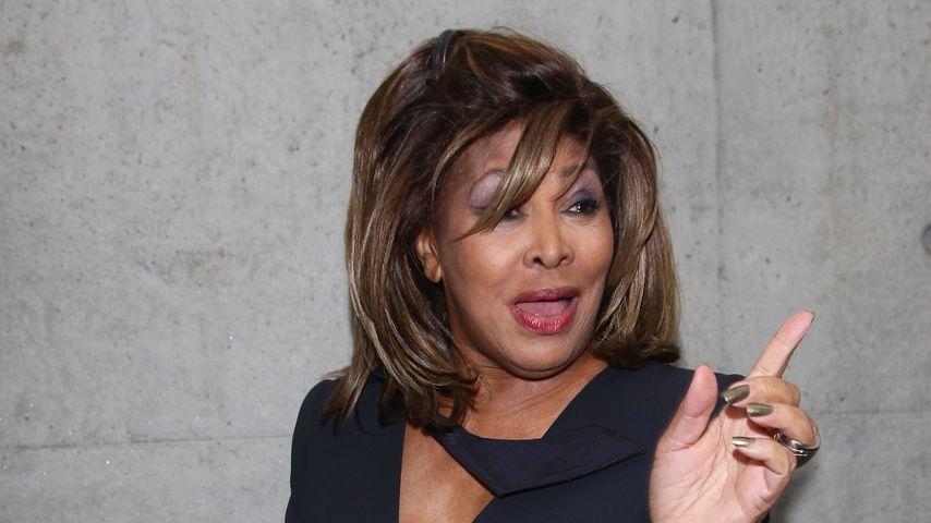 Tina Turner im Februar 2011