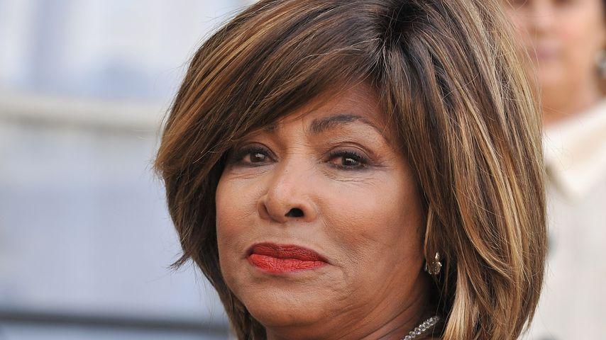 Tina Turner im Juli 2008
