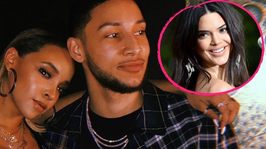 Mit Kendall Jenner: Betrog NBA-Star Ben Simmons Tinashe?