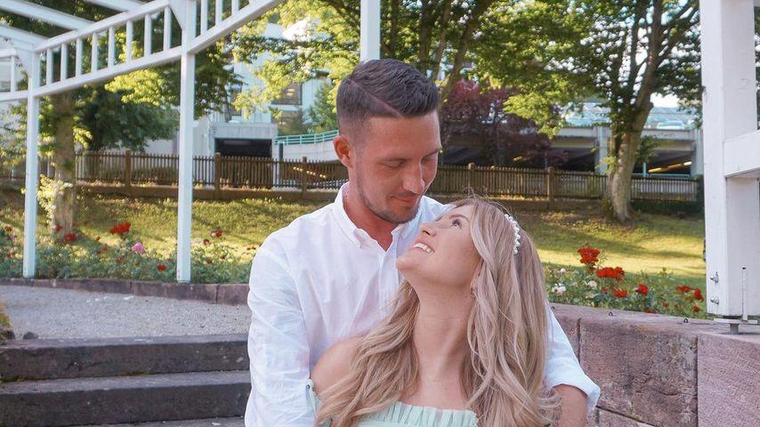 Tobias und Maren Wolf im August 2021
