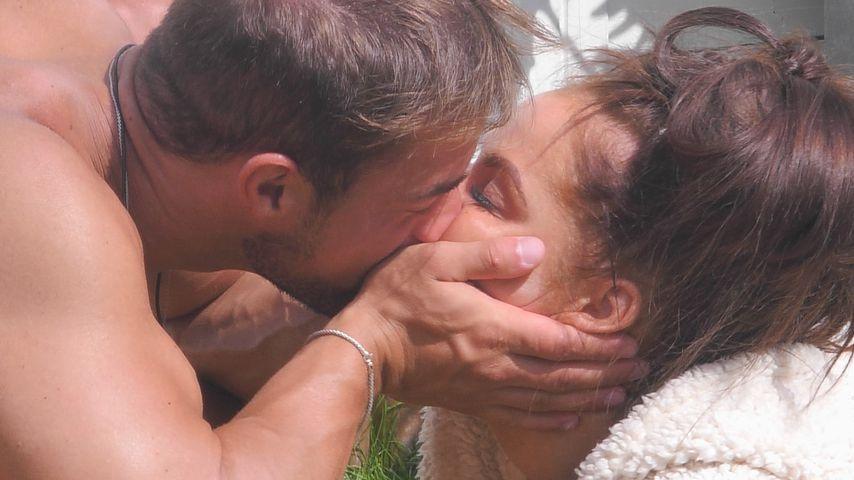 Tobias Wegener und Janine Pink