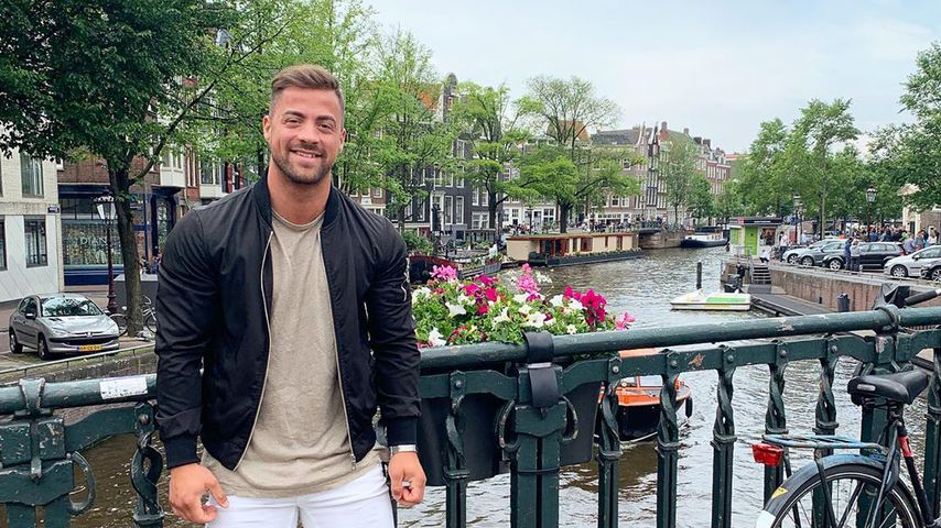 Tobias Wegener in Amsterdam