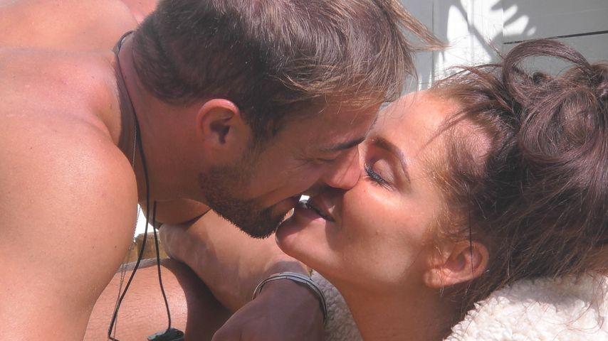 """Tobias Wegener und Janine Pink bei """"Promi Big Brother"""" 2019"""