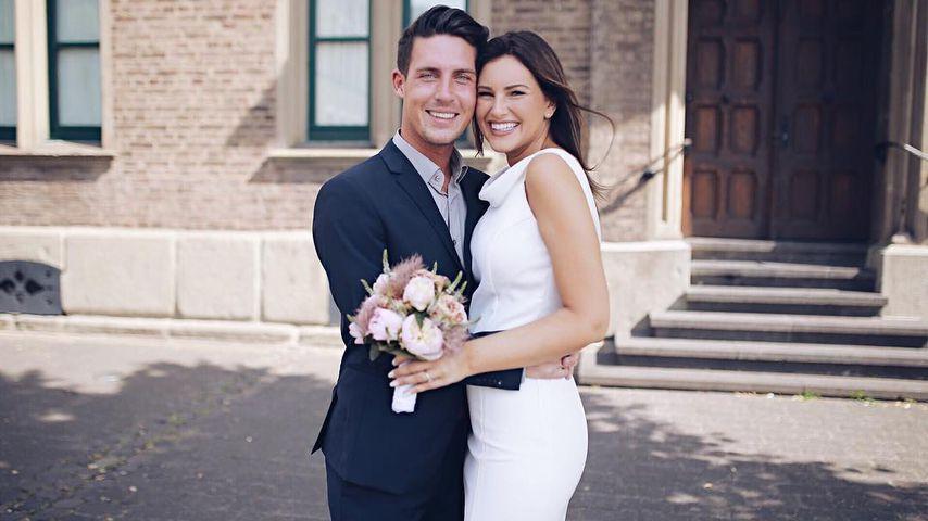 """""""Ja""""! YouTube-Stars Tobias Wolf und MaryM haben geheiratet"""