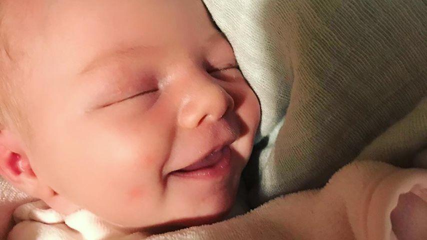 Baby Sofia Isabella, Tochter von Nicole Handwerker und Giulio Arancio