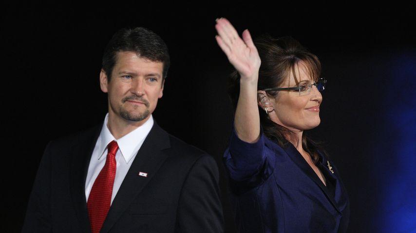 Todd und Sarah Palin im November 2008