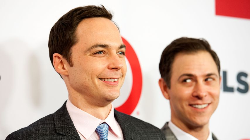 Jim Parsons & Todd Spiewak in Beverly Hills